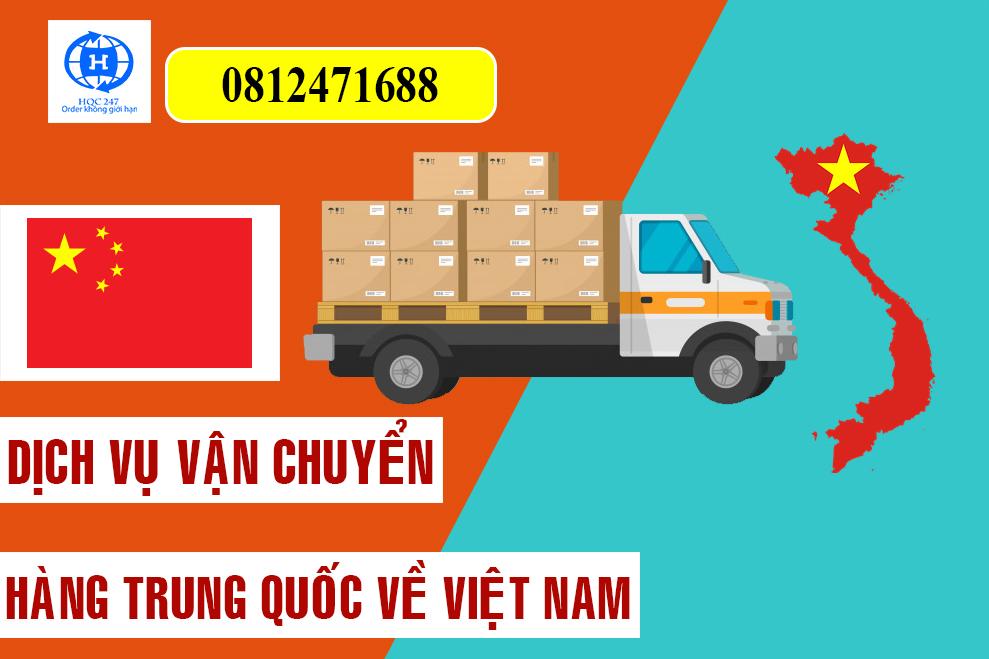 Dịch Vụ Vận Chuyển Hàng Trung Quốc Về Việt Nam Giá Tốt