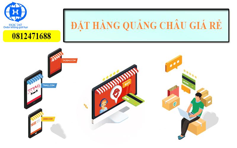 5 Cách Đặt Hàng Quảng Châu Giá Rẻ Về Việt Nam